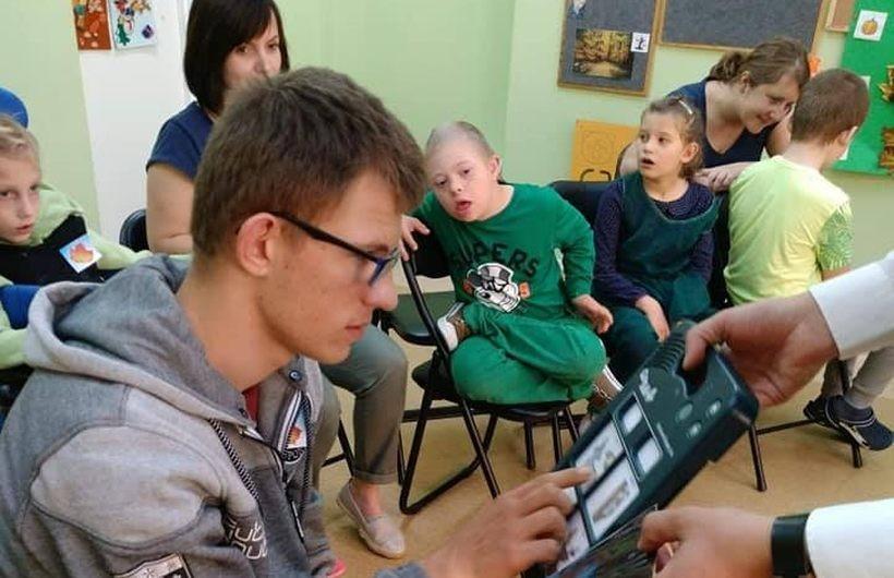 """""""Nasz mały, wielki świat"""". Ośrodek Rehabilitacyjno-Edukacyjno-Wychowawczy w Tarnawie Górnej"""