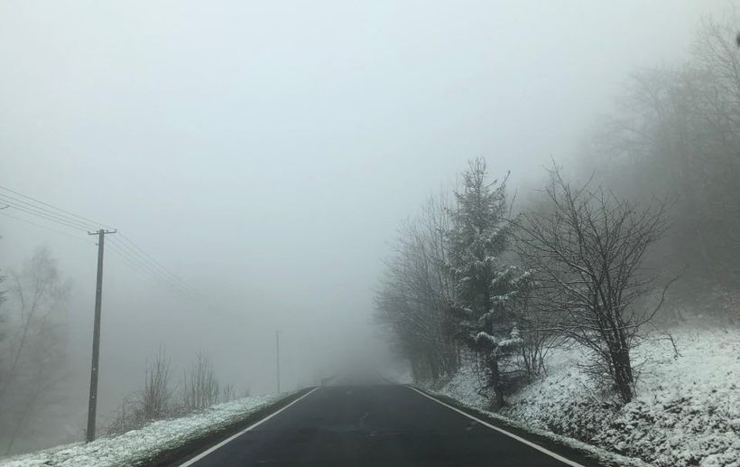Na trasie przez gminę Andrychów