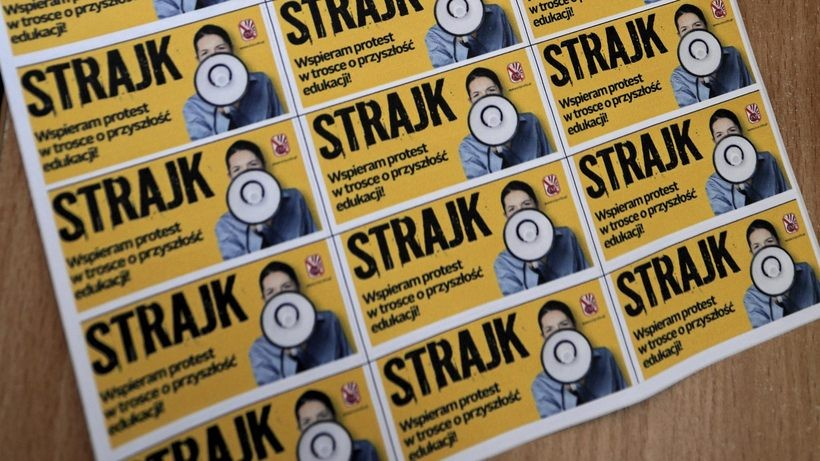 Strajk w szkołach powiatu wadowickiego powoli wygasa. Nauczyciele nie mają już sił?
