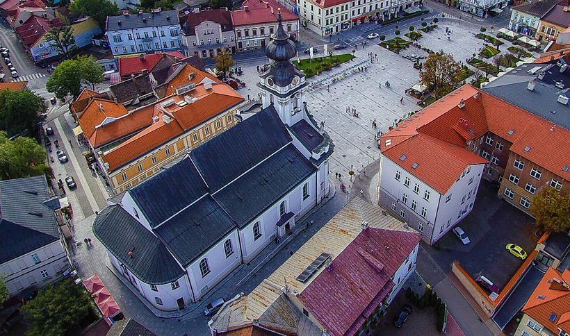Bazylika Ofiarowania NMP w Wadowicach