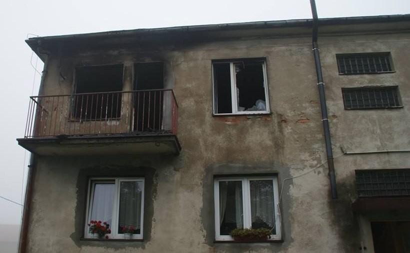 Budynek komunalny w Ryczowie