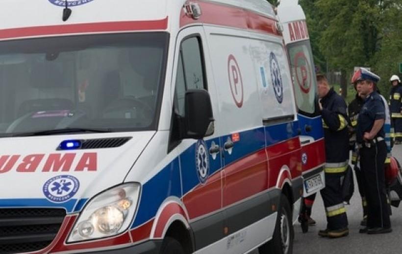 W Andrychowie samochód potrącił dziewczynkę. Ranna trafiła do szpitala