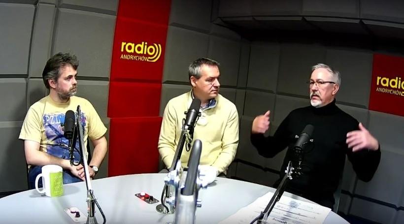 Andrzej Famielec, Marcin Płaszczyca i  Marek Nycz
