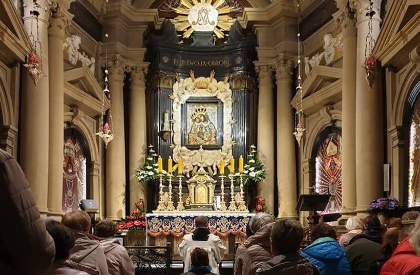 W kalwaryjskim sanktuarium modlą się o przebaczenie