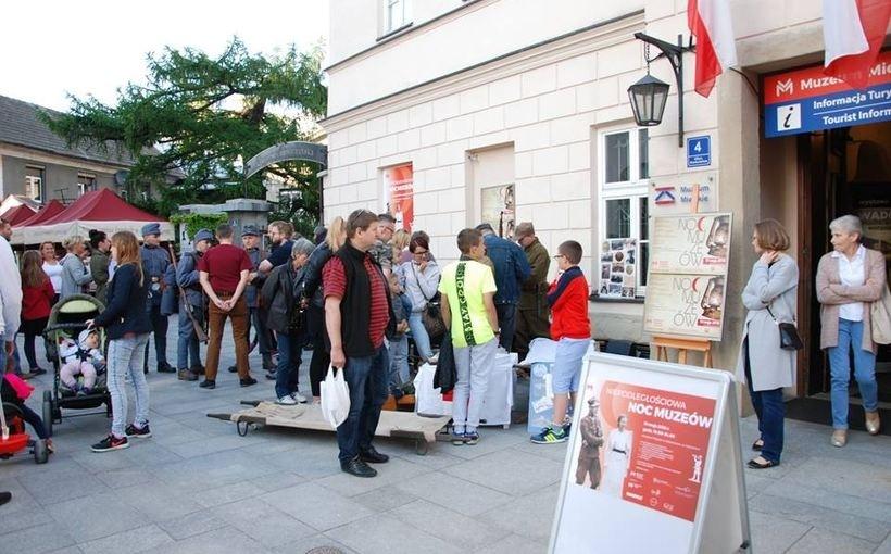 Noc Muzeów w Wadowicach w 2018 roku