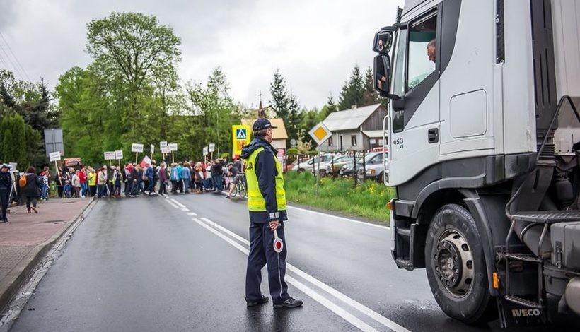 Samochody nie przejadą, mieszkańcy Podolsza zablokują ważną drogą. Co ich zdenerwowało?
