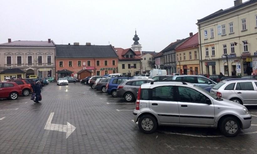 Parking na placu Kościuszki będzie nieczynny. Kiedy?