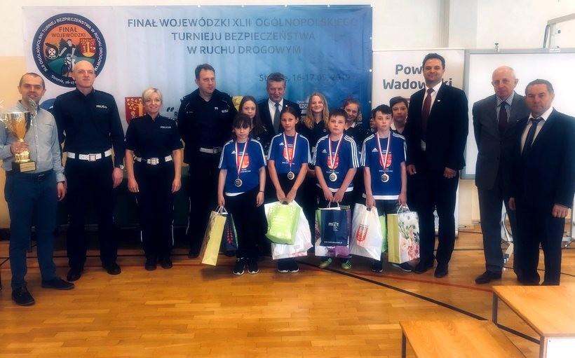 Uczniowie ze szkoły w Stroniu najlepsze w BRD