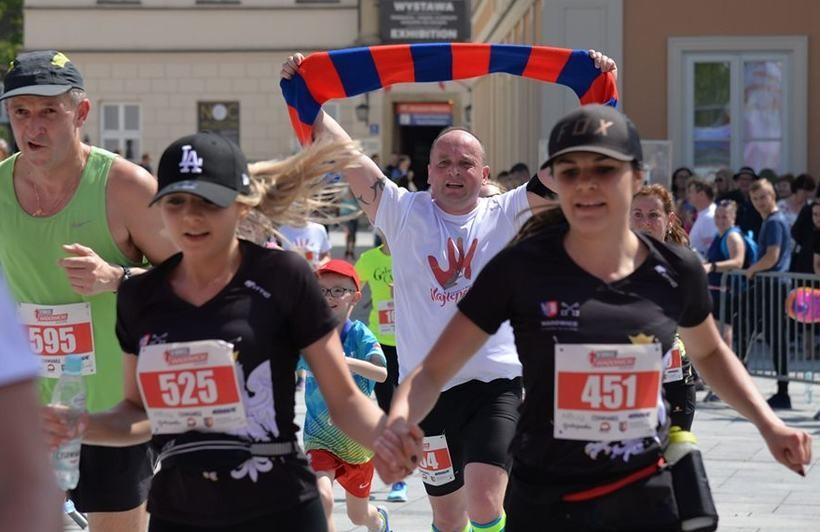 Ponad pół tysiąca zawodników, a wśród najlepszych lokalni biegacze! Taki Bieg Wadowicki