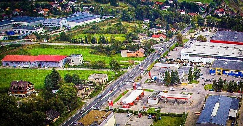 Już wkrótce dwie ważne inwestycje GDDKiA dla Wadowic. Nowe rondo i nowy most na Skawie