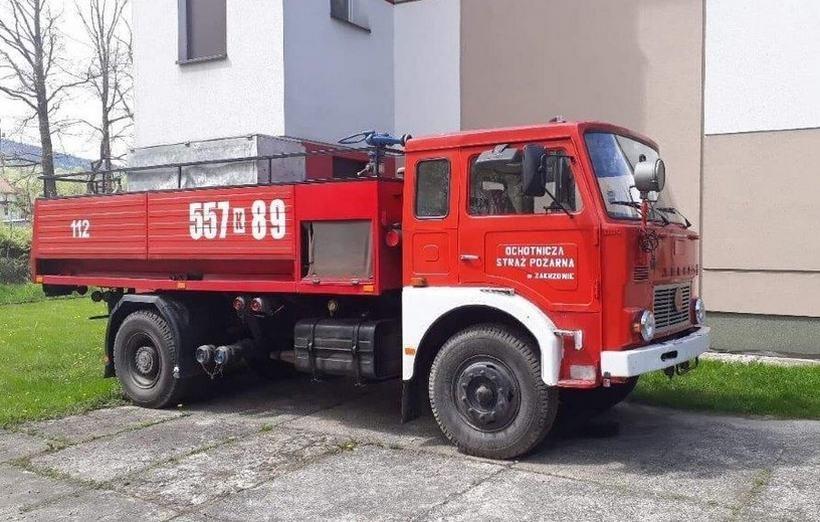 Jelcz 004 z OSP Zakrzów sprzedany