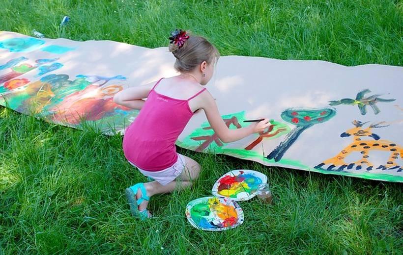 Figle, psoty i plastyczne roboty. Mufinkowy Dzień Dziecka w Parku Miniatur w Inwałdzie!