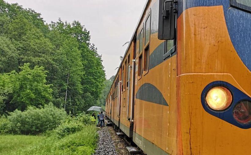 Do tragedii doszło na szlaku kolejowym w Bulowicach