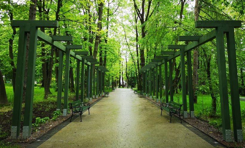 Park Miejski w Wadowicach