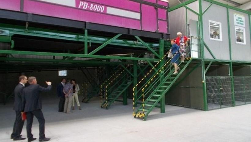 Od niedawna Eko-Empol w Choczni ma status Regionalnej Instalacji do Przetwarzania Odpadów Komunalnych