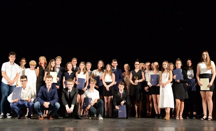 Nagrodzeni uczniowie z gminy Wadowice