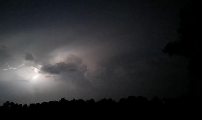 Burza nad Wadowicami