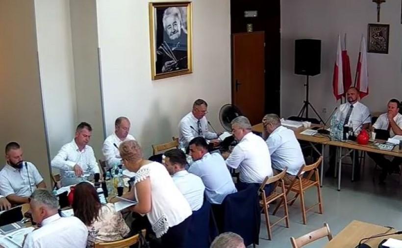 Sesja Rady Miasta w Kalwarii Zebrzydowskiej