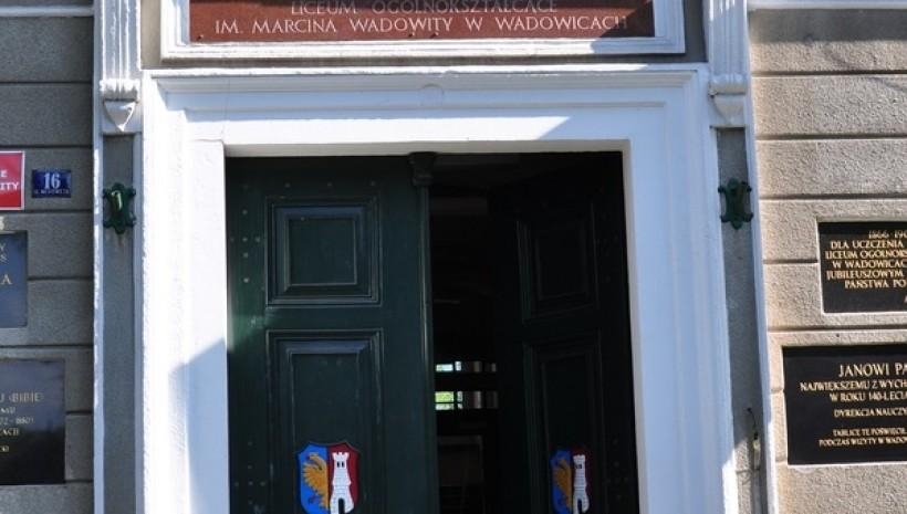 Po wynikach rekrutacji Liceum Wadowity nadal pierwszym wyborem. 140 kandydatów odpadło