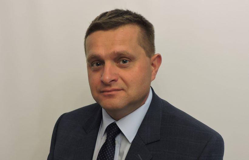 Jerzy Obstarczyk, nowy szef WPWiK