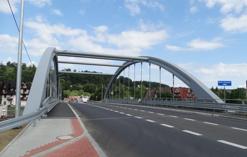 Most w Białym Dunajcu