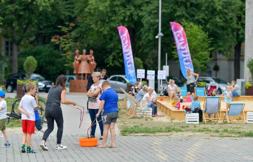 City Plaża w Andrychowie