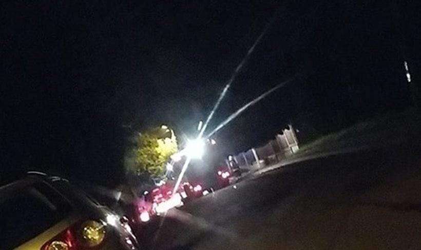 Strażacy gasili ciągnik w Zygodowicach