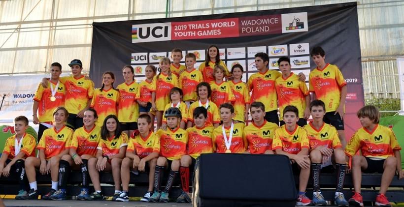 Tłumy kibiców na mistrzostwach świata w trialu w Wadowicach. Hiszpanie już wywalczyli złoto