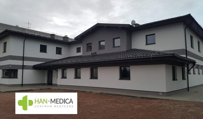Centrum Medyczne HAN-MEDICA w Wadowicach już otwarte. Zapraszamy!