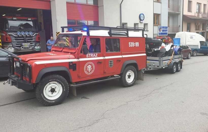 Ogromna tragedia w Tatrach. W Zakopanem brakło ratowników, ruszyła cała okolica
