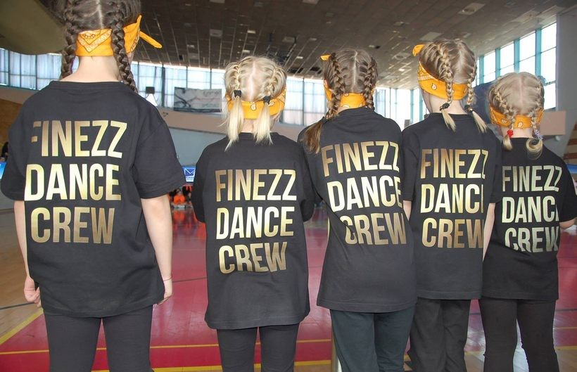 Studio Finezz zaprasza na zajęcia taneczne dla dzieci i młodzieży!