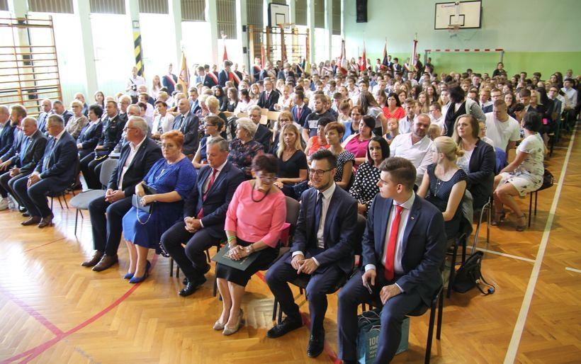 Inauguracja powiatowa roku szkolnego w Andrychowie