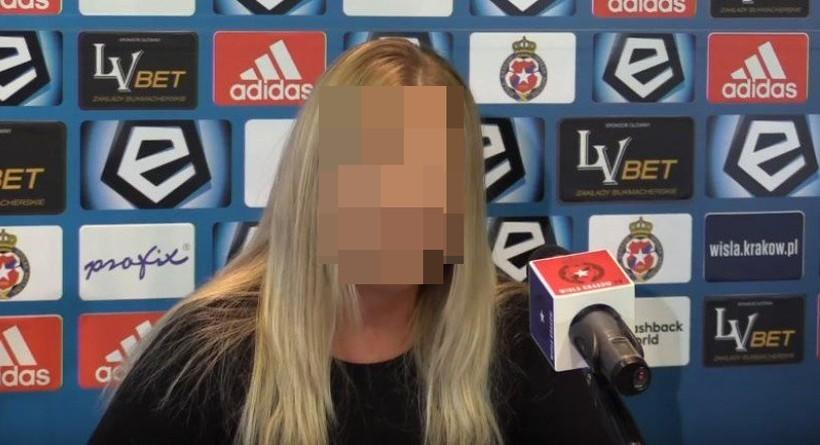 Była prezeska Wisły Kraków zatrzymana. Wyprowadzała pieniądze z kasy klubu?