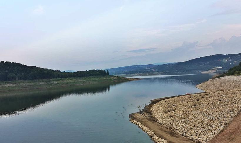 Zapora Świnna Poręba/ Jezioro Mucharskie