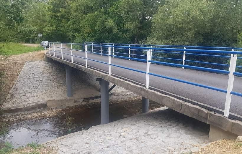 Wyremontowany most