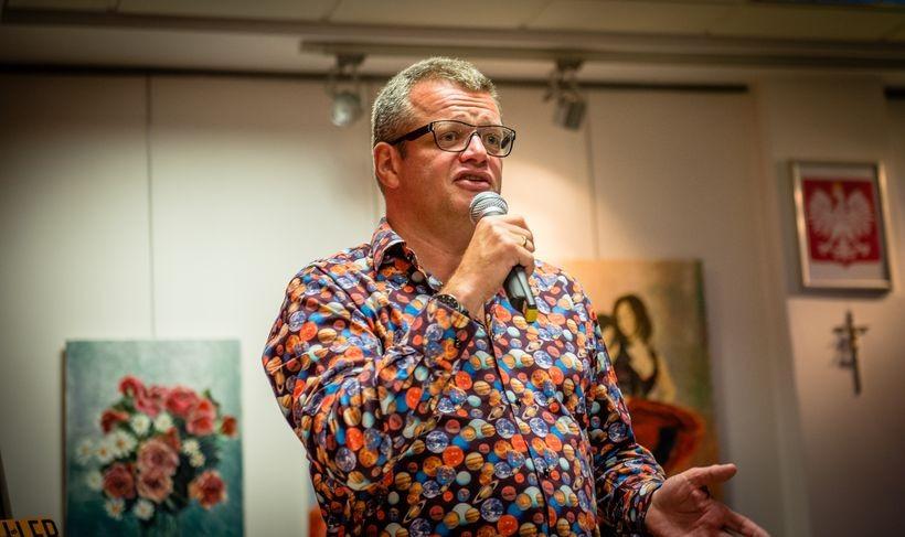 Marcin Meller w Wadowicach