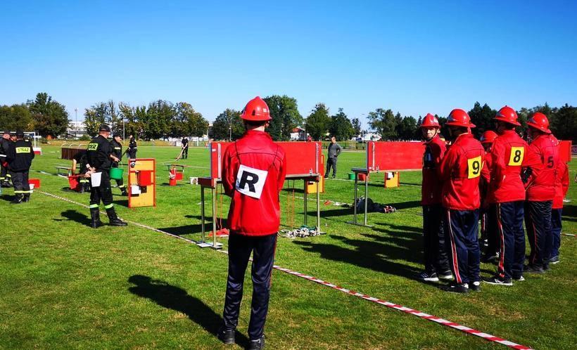 Kilkadziesiąt drużyn, męczące zawody i tylko jeden poszkodowany. Kto zwyciężał wśród strażaków?