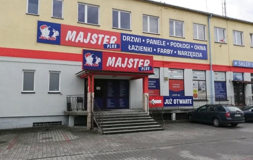 Budujesz, remontujesz, potrzebujesz porady? Wstąp do sklepu Majster Plus w Wadowicach!