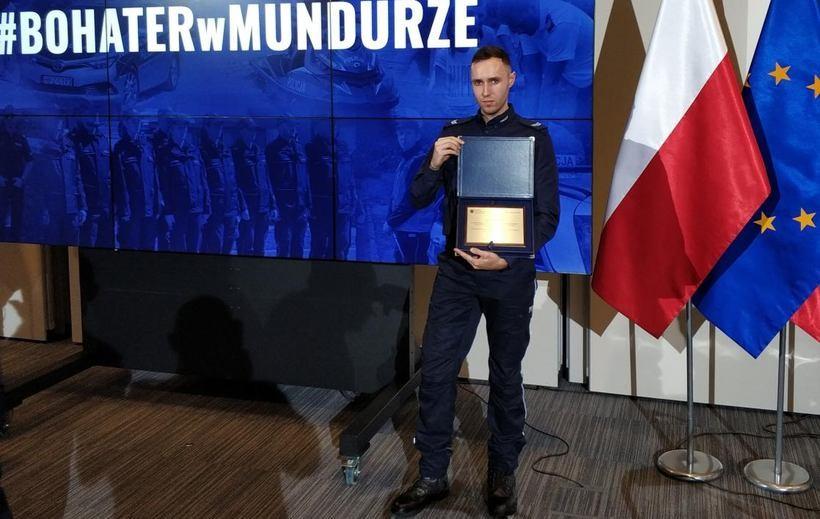 St. sierż, Krzysztof Górka