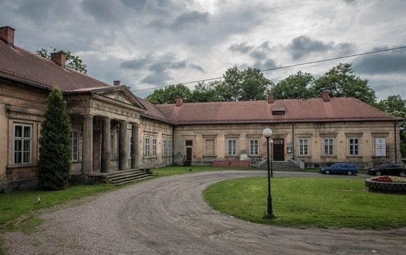 Pałac Borbowskich w Andrychowie