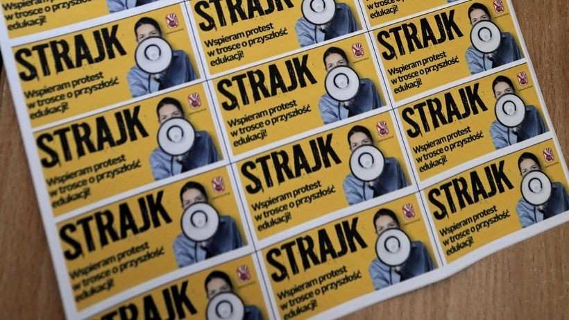 Nauczyciele szykują się do nowego strajku. Koniec wycieczek, konkursów i kółek zainteresowań?
