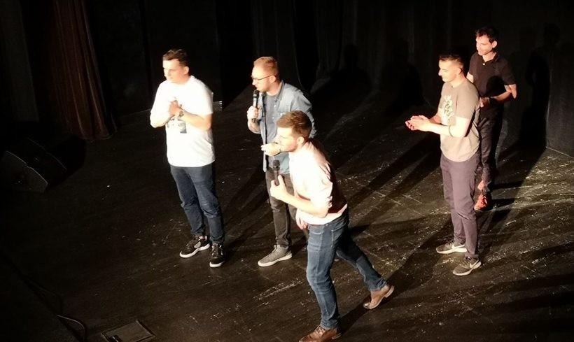 Bardzo śmieszny wieczór stand-up, czyli... takiej rozrywki w Wadowicach brakowało