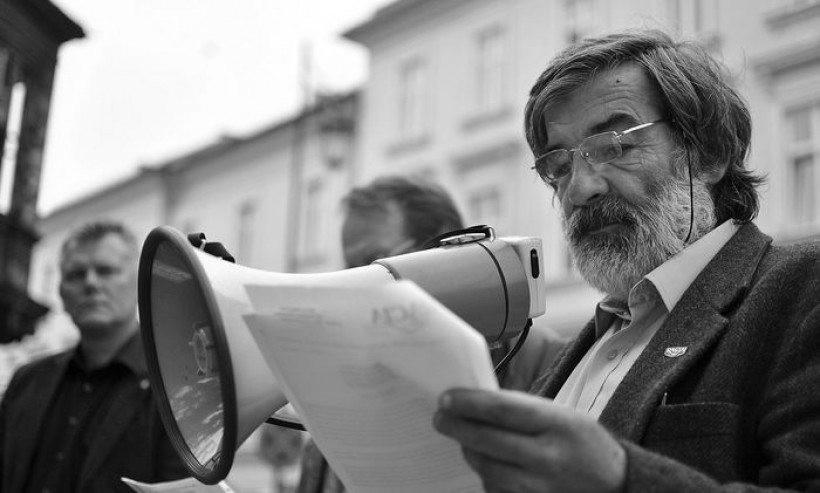 Edward Wyroba nie żyje. Zmarł w wieku 63 lat