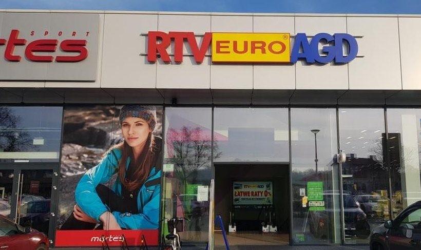 Nowy sklep dużej sieci w Wadowicach. RTV Euro AGD wszedł na lokalny rynek