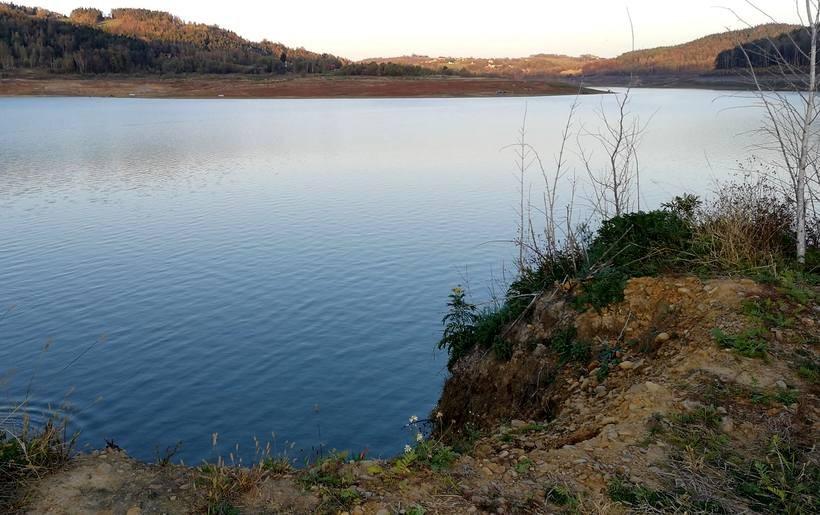 Jezioro Mucharskie, niedziela (27.10)