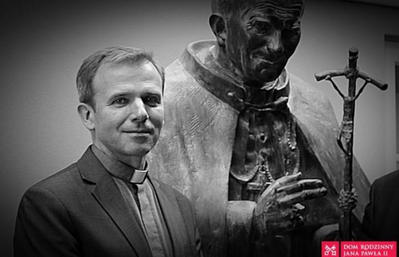 Ksiądz Jacek Pietruszka miał 52 lata