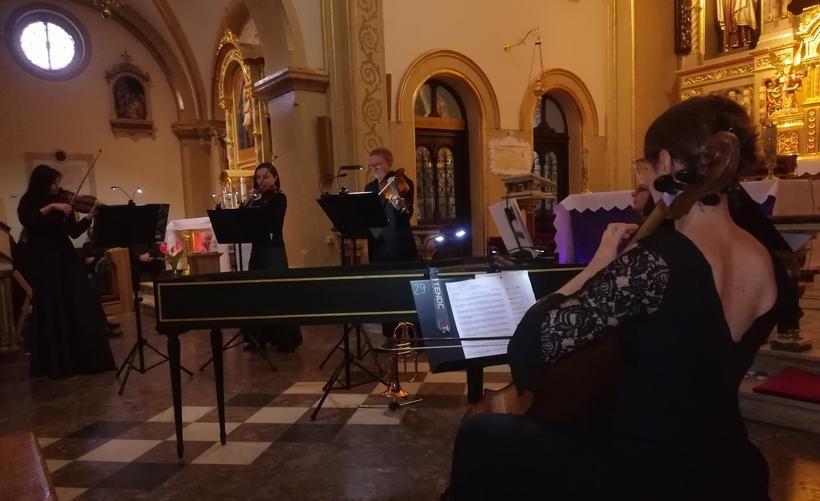 Spotkania z Muzyką Dawną już po raz siódmy! Centrum kultury i Karmelici zapraszają