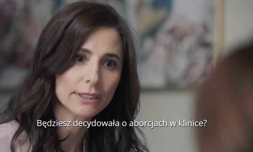 Przeprowadziła 22 tysiące aborcji, zrobili o niej film. Kontrowersyjna produkcja w wadowickim kinie