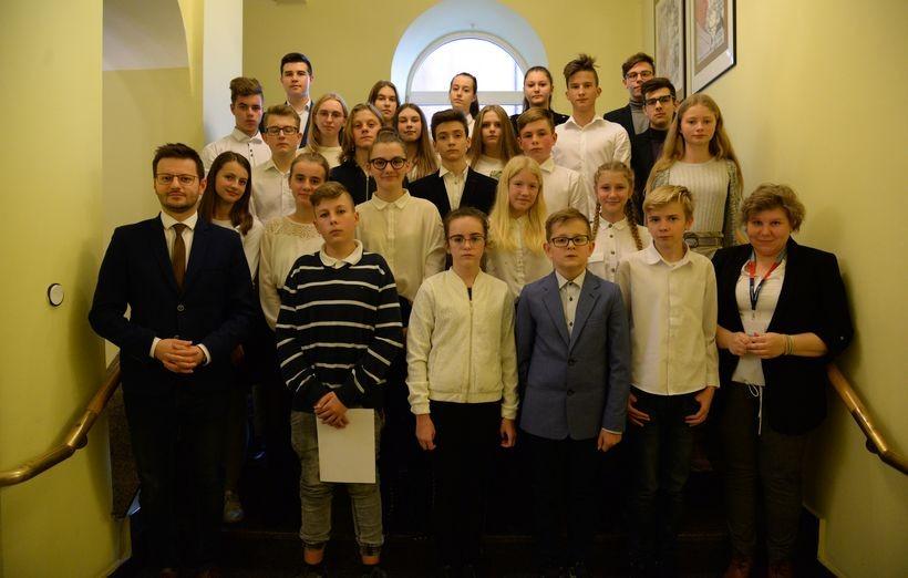 Młodzieżowa Rada Miejska w Wadowicach