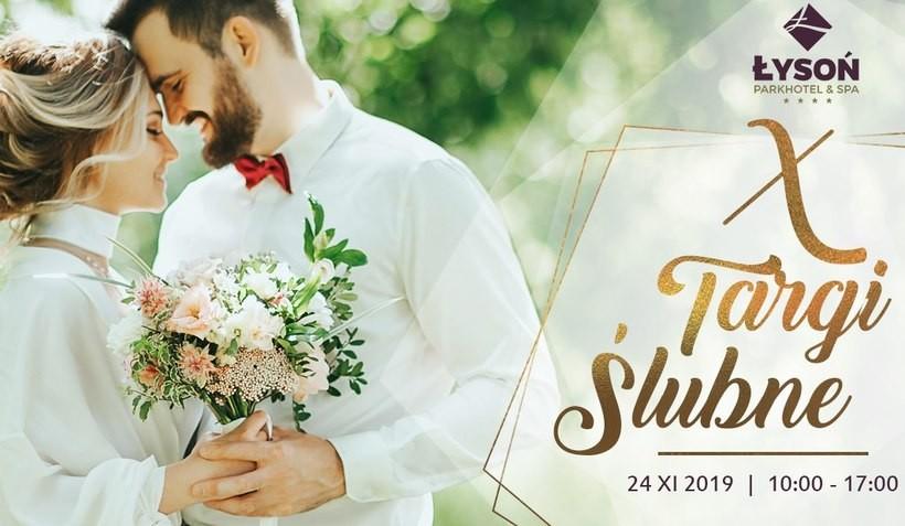 X edycja Targów Ślubnych w ParkHotel Łysoń ****